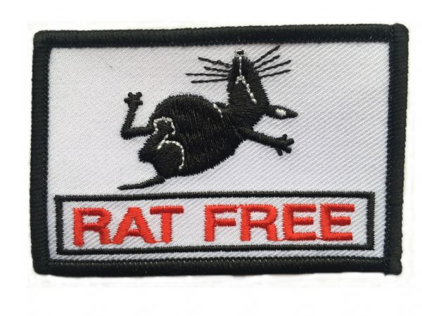RAT FREE patch